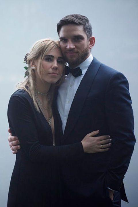 Zosia Mamet Wedding.Alternative Celebrity Wedding Dresses