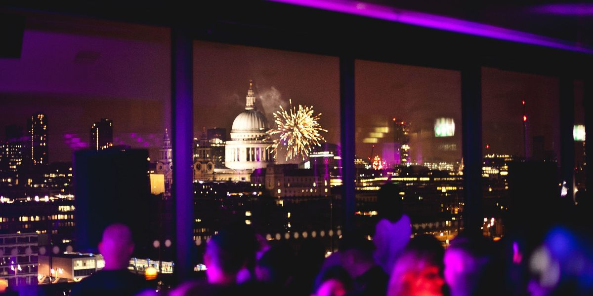 New Years Eve Dining London Private Room