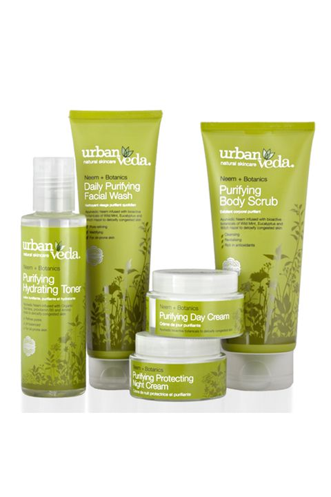 Urban Veda purifying body ritual