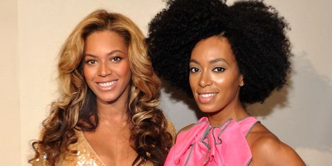 Beyonce Solange Knowles