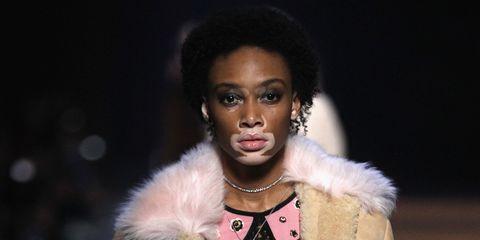 Lip, Hairstyle, Chin, Eyebrow, Jewellery, Fashion accessory, Eyelash, Style, Black hair, Body jewelry,
