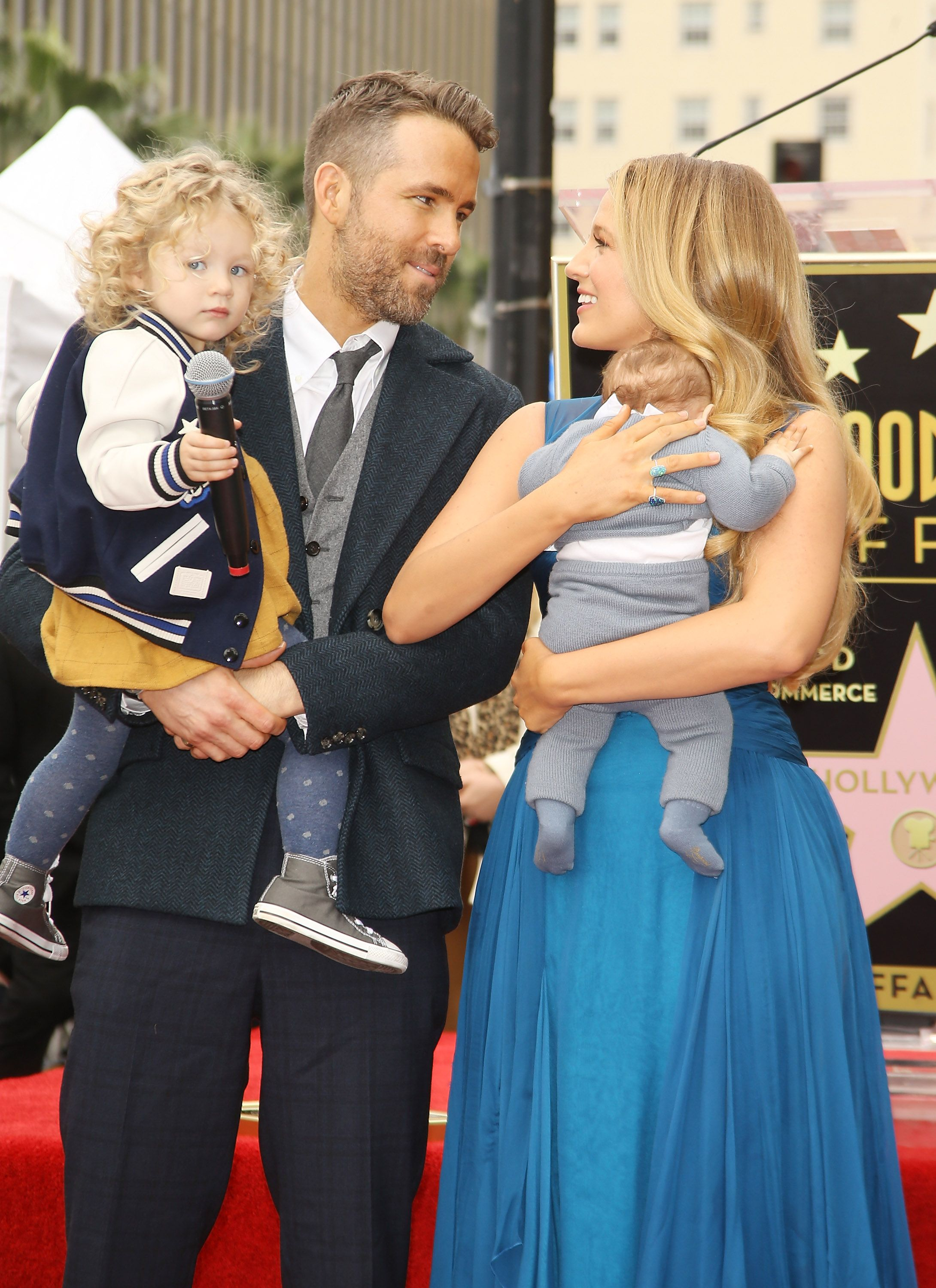 Taylor Swift confirms Blake Lively and Ryan Reynolds' daughter has a cameo on her album