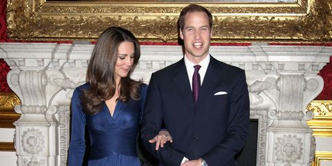 William and Kate engagement ring