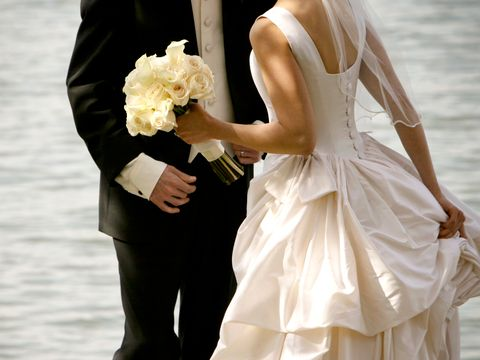 Average UK Wedding Costs