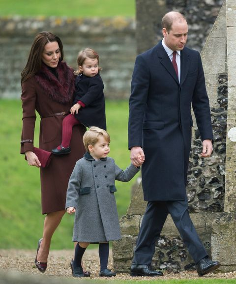 Prince George and Princess Charlotte spend Christmas with the Middletons