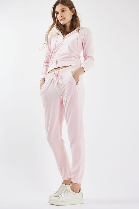 Juicy Couture Tracksuits Are Officially Back