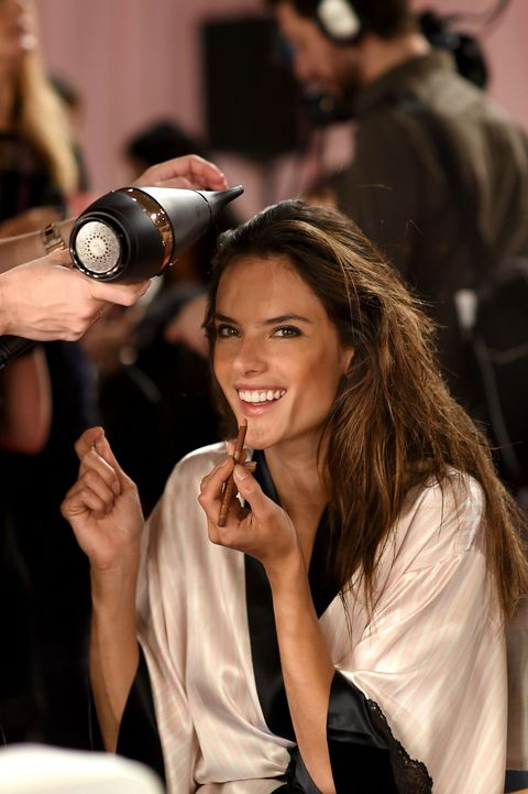 Alessandra Ambrosio | New Year beauty resolutions