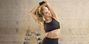 Rosie Huntington-Whiteley for Marks & Spencer activewear collection 2017