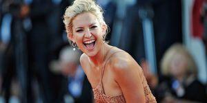 Kate Hudson laughing