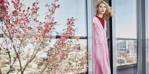 Behind the scenes video | Claire Danes Harper's Bazaar February issue cover shoot