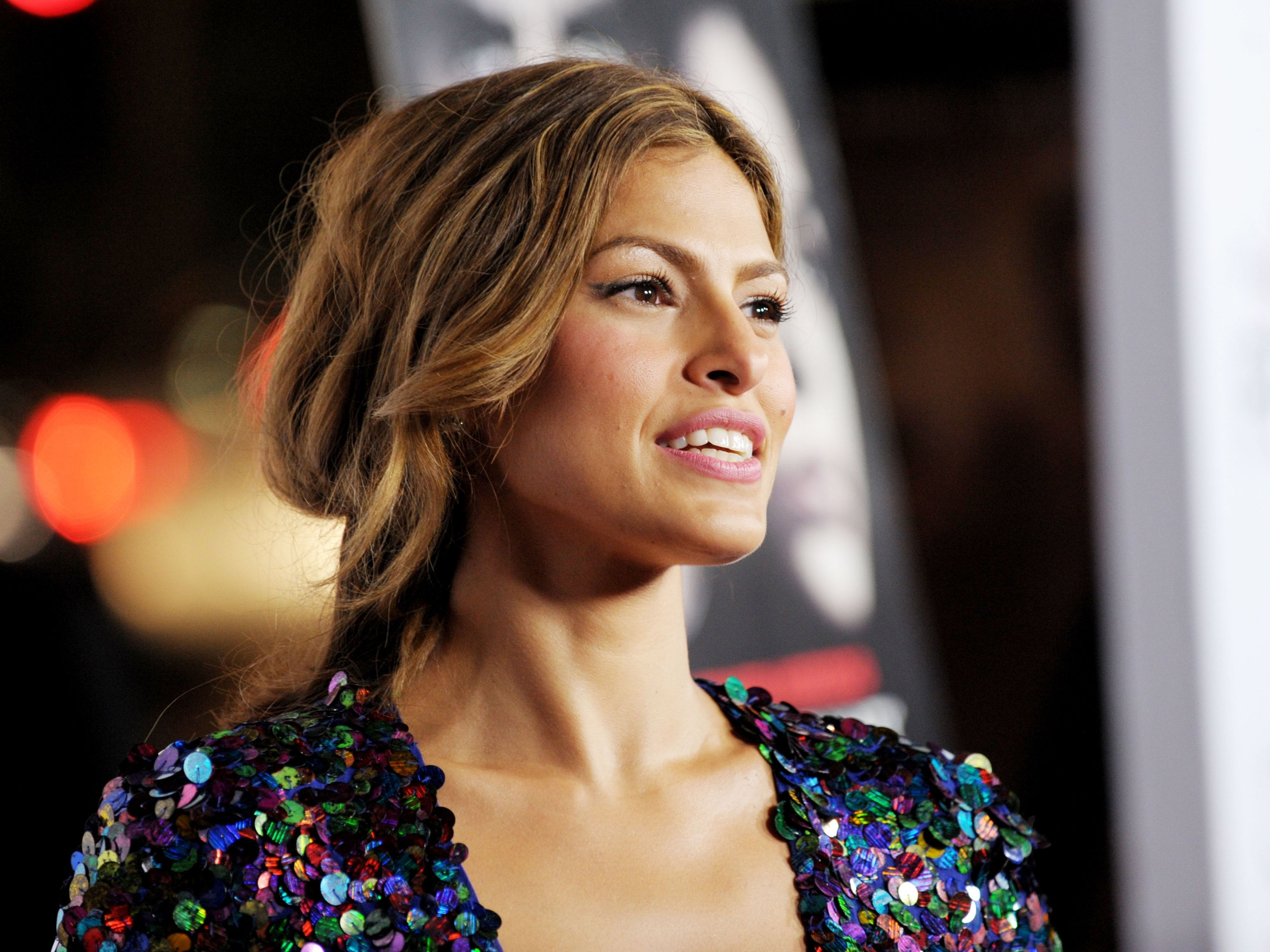 Eva Mendes explains why she hasn't been in a film since 2014