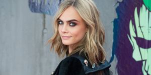 Cara Delevingne suffers from psoriasis
