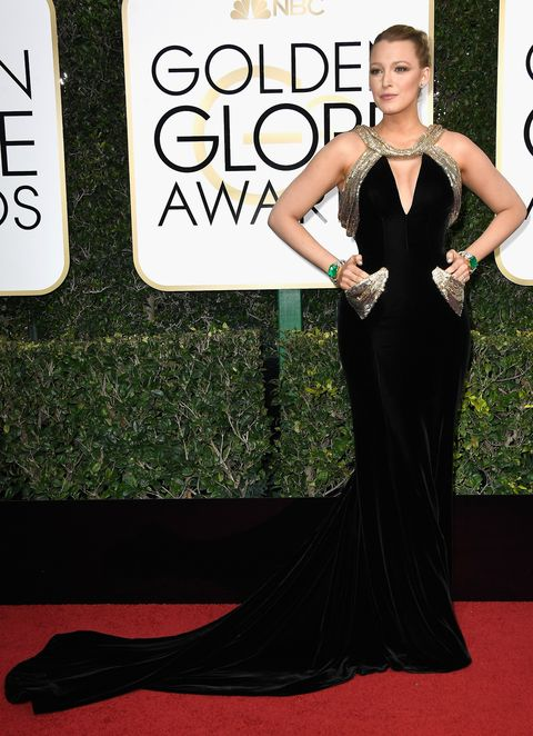 Golden Globes 2017 best dressed stars