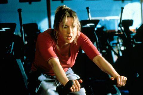 Bridget Jones gym