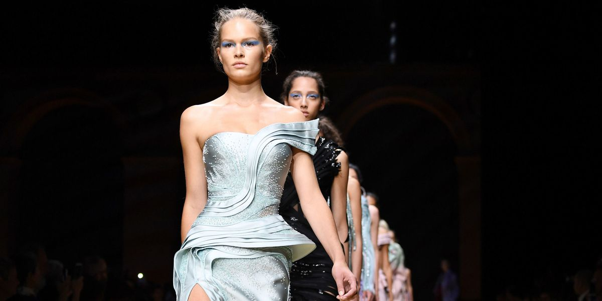 Atelier Versace will no longer show at Couture Week