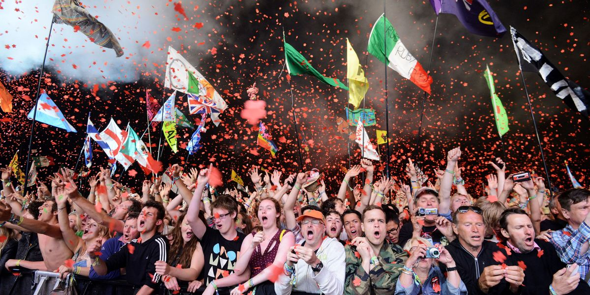Glastonbury organisers launching new festival