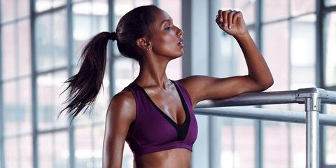 gym hair   how to look after your hair