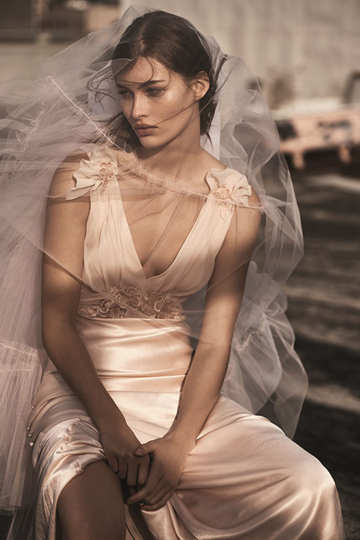 Topshop Debuts a Bridal Collection