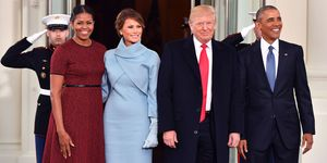 The Obamas and the Trumps