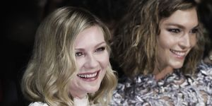 Kirsten Dunst and Arizona Muse compare engagement rings