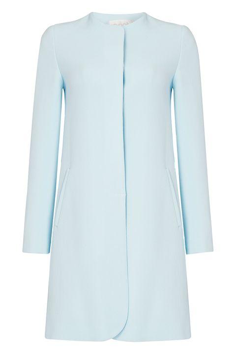 Blue, Product, Sleeve, White, Aqua, Teal, Turquoise, Collar, Electric blue, Fashion,