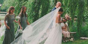 Real-life brides