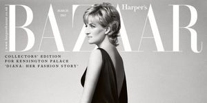 Princess Diana March 2017 issue collectors' cover Harper's Bazaar