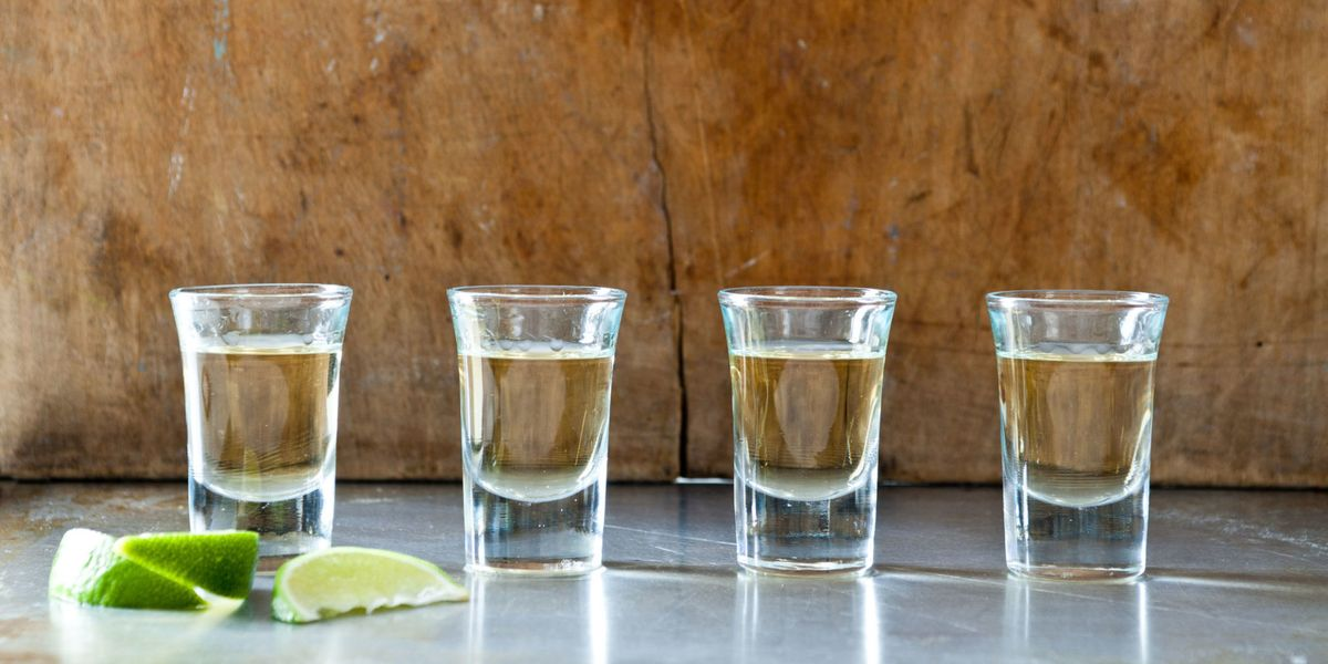 Drinking tequila linked to weight loss