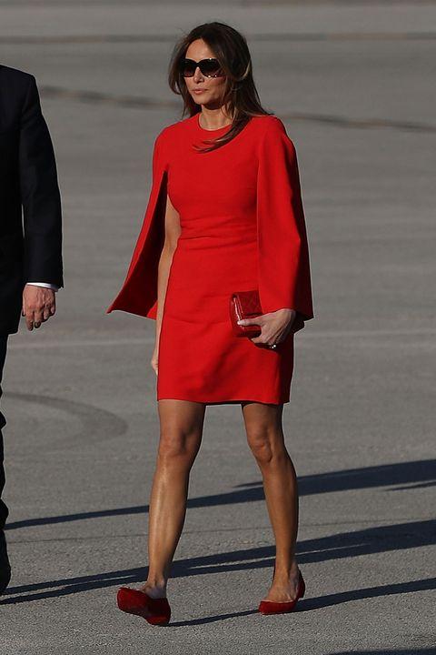 Melania Trump S Style Evolution