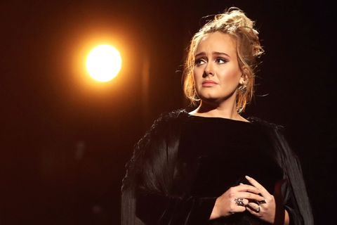 Adele George Michael tribute at the Grammys 2017