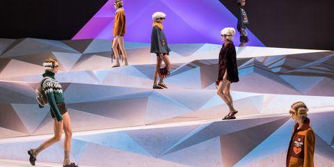 Anya Hindmarch autumn/winter 2017, London Fashion Week