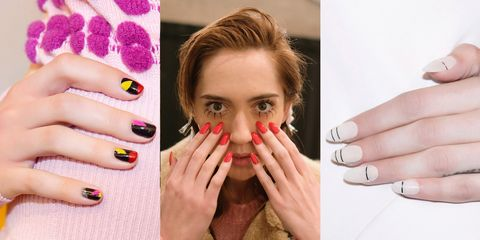 Nail Trends Aw17