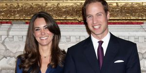 Kate Middleton engagement to Prince William | ELLE UK