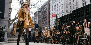 New York Fashion Week diverse catwalk