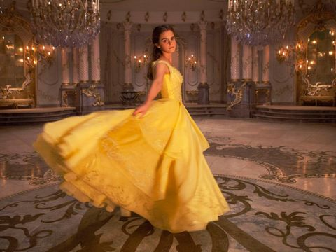 Belle in 'Beauty and the Beast'