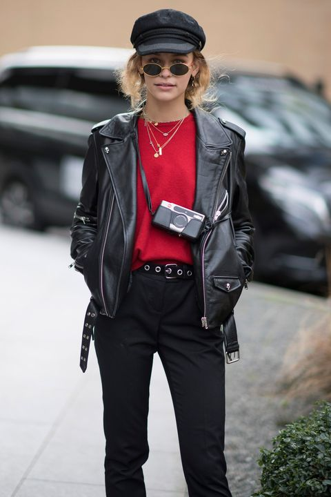 450e37989e6 Biggest street style trends from fashion month autumn winter 2017
