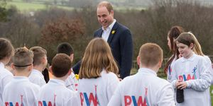 Prince William launches award for children