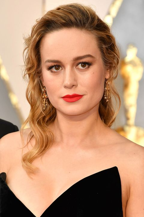 Brie Larson Beauty Muse