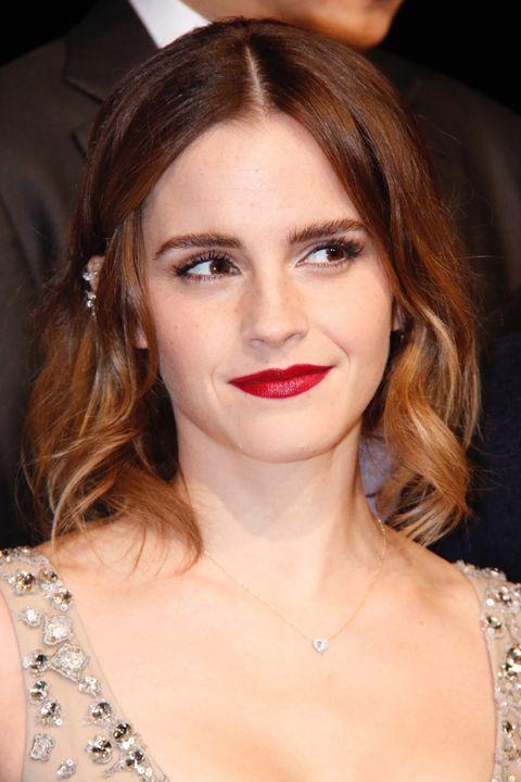 Emma Watson Beauty Muse
