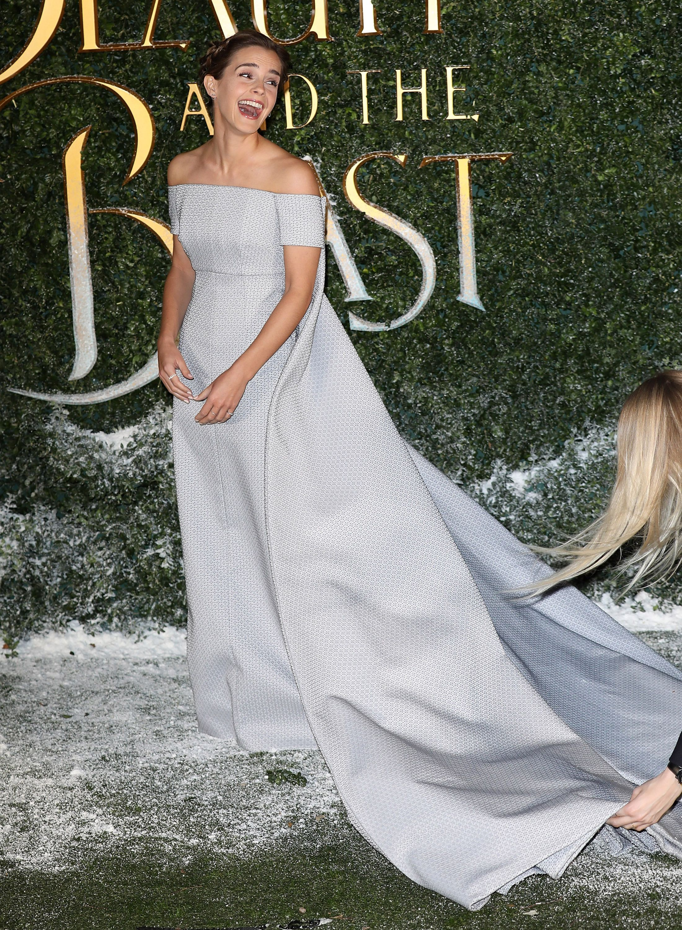 All the photos of Emma Watson on her \'Beauty and the Beast\' press tour