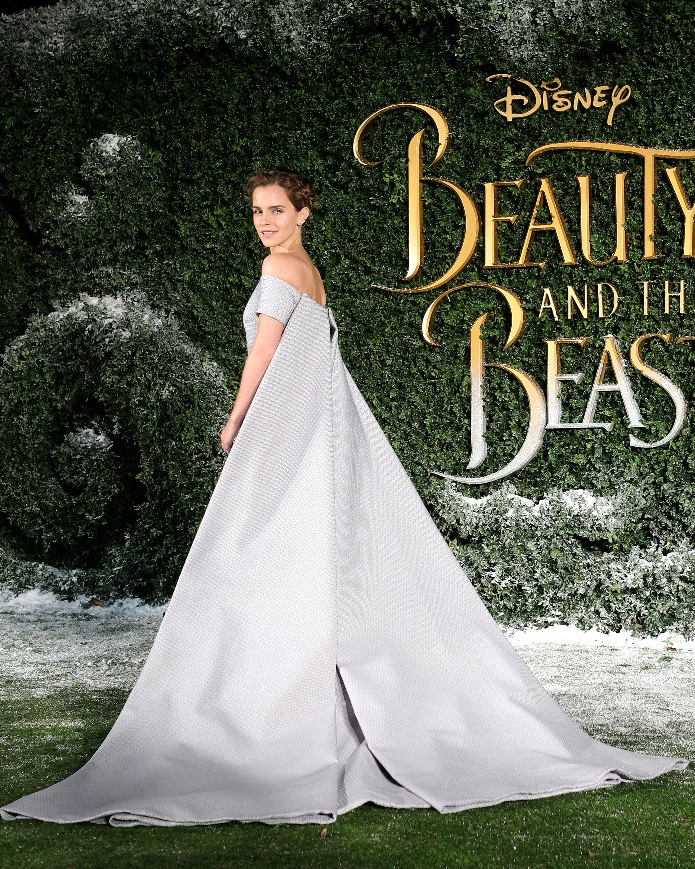 All The Photos Of Emma Watson On Her Beauty And Beast Press Tour