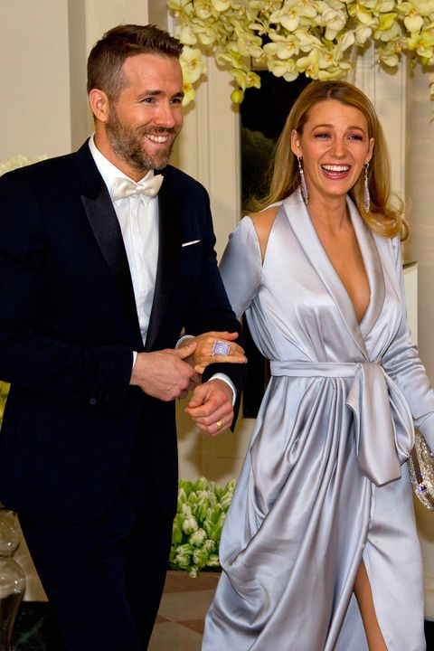 Blake Lively accidentally burnt a hole in her Marchesa wedding dress