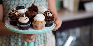 Sugary cup cakes