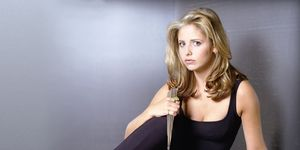 Sarah Michelle Gellar in 'Buffy the Vampire Slayer'