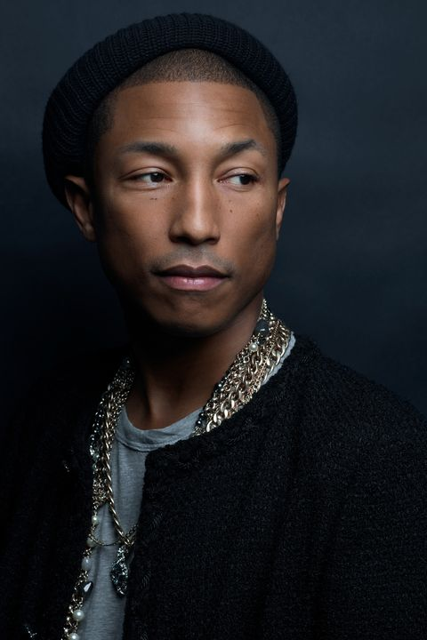 release date 29a84 5cfda Go behind the scenes on Pharrell Williams  Chanel campaign – Chanel ...