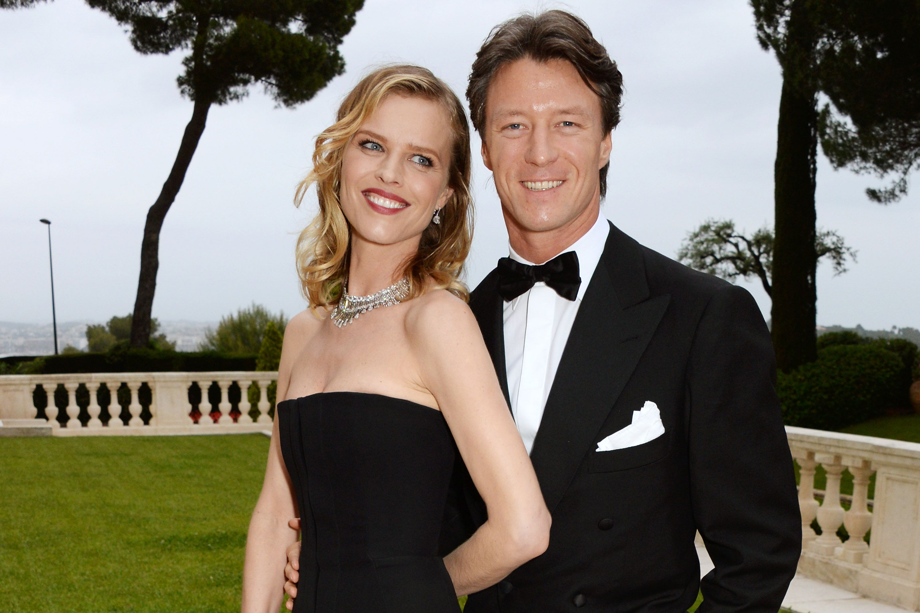 Eva Herzigova Is Engaged To Gregorio Marsiaj