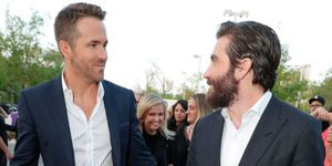 Ryan Reynolds with Jake Gyllenhaal
