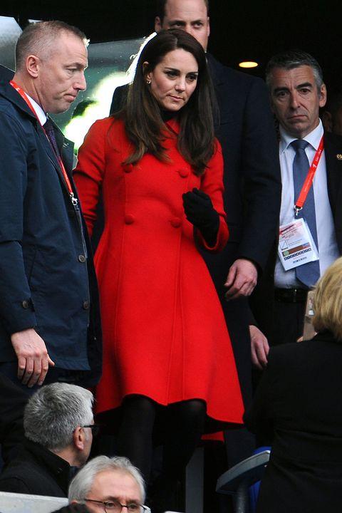 William and Kate in Paris