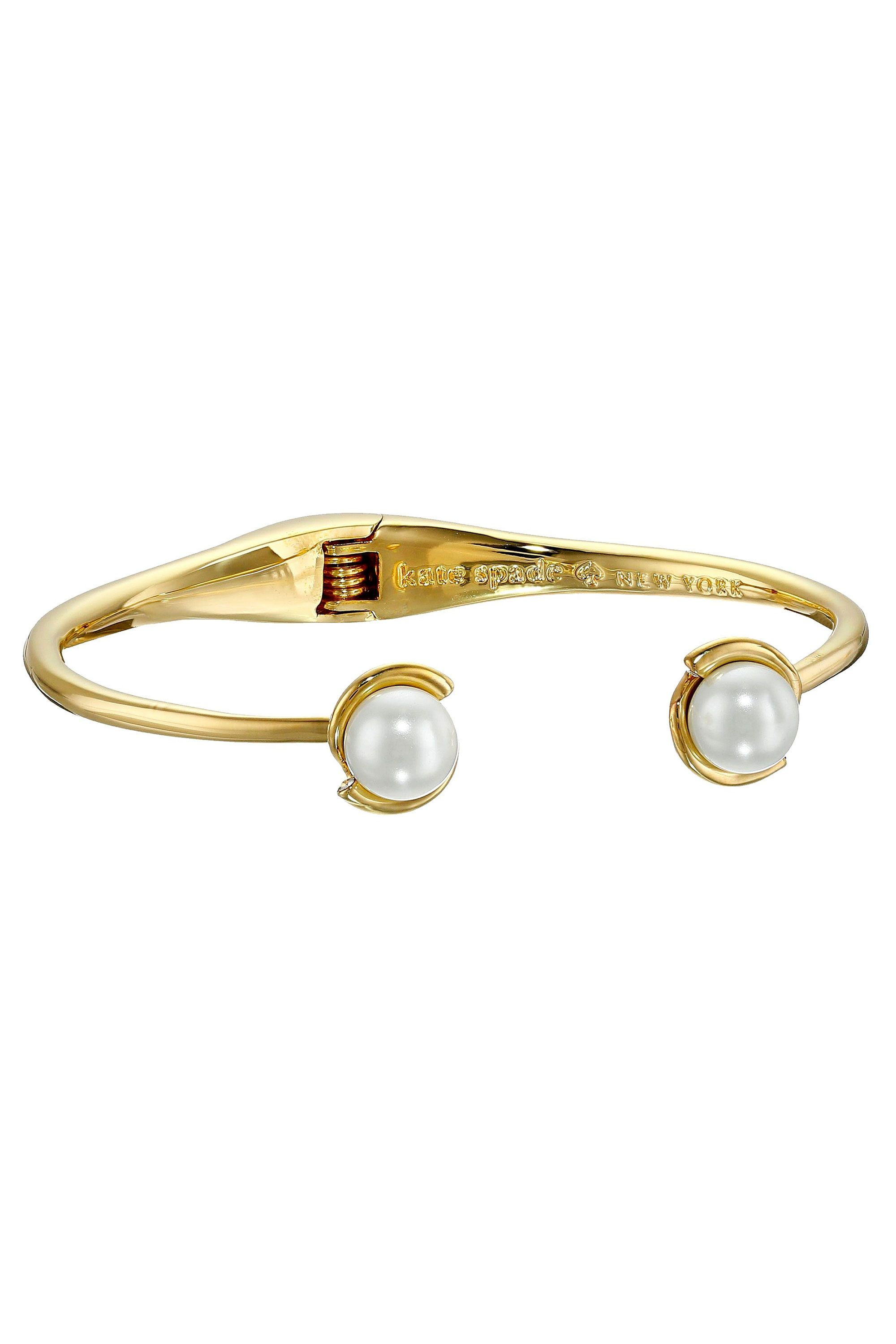 bracelet bangle bangles collection gold london pave diamond white open