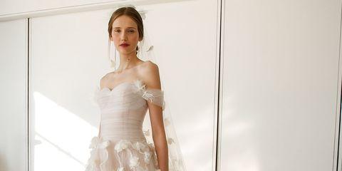 Marchesa wedding dress